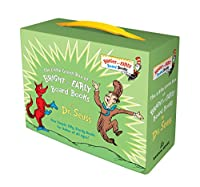 LITTLE GREEN BOX OF B&E BRD BK (BRIGHT & EARLY BOARD BOOKS(TM))