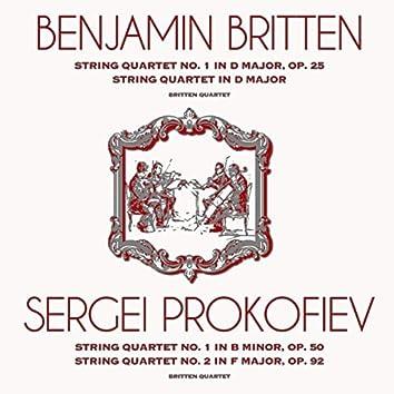 Britten & Prokofiev: 20th Century Strings