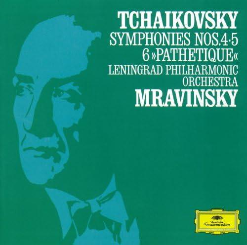 Leningrad Philharmonic Orchestra, Yevgeny Mravinsky & Pyotr Ilyich Tchaikovsky