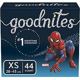 Goodnites Bedwetting Underwear for Boys