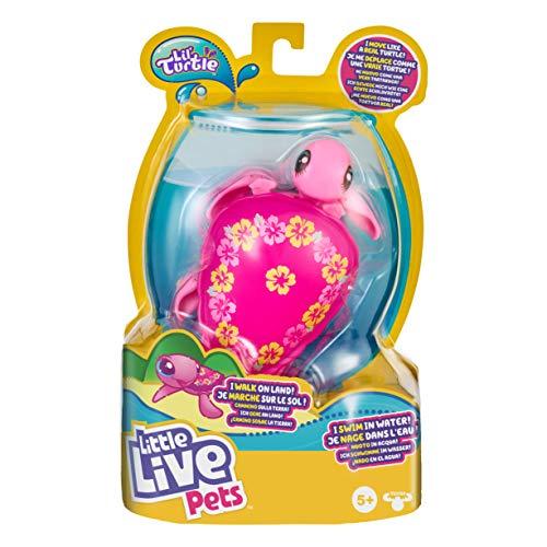 Little Live Pets Lil' Turtle Laila (paquete individual) (Moose Toys 26331)