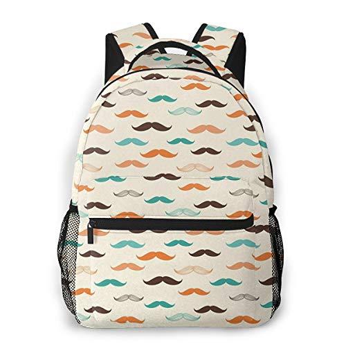 Rucksack Männer und Damen, Laptop Rucksäcke für 14 Zoll Notebook, Indie 724 Kinderrucksack Schulrucksack Daypack für Herren Frauen