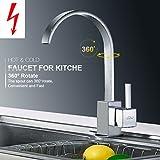 Mischbatterie Küche Mit Niederdruck