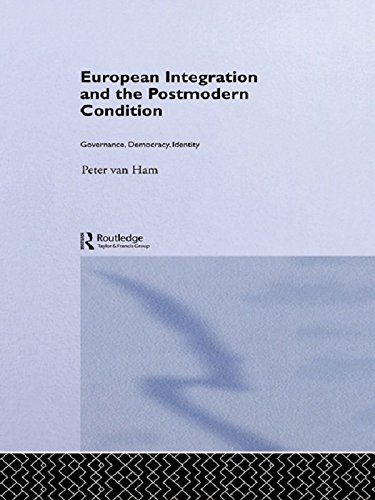 European Integration and the Postmodern Condition: Governance, Democracy, Identity (Routledge Advances in European Politics) (English Edition)