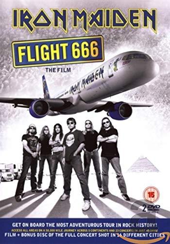 Iron Maiden - Flight 666 - The Film [DVD]