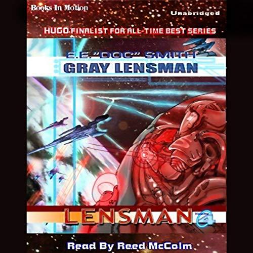 Gray Lensman Audiobook By E. E. Doc Smith cover art
