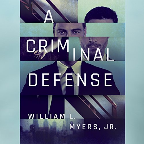 A Criminal Defense audiobook cover art