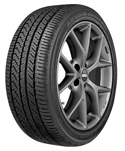 Yokohama Advan Sport A/S Performance Radial Tire - 235/40R19 96W