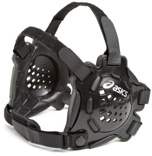 ASICS Conquest Earguard, Black/Black, One Size