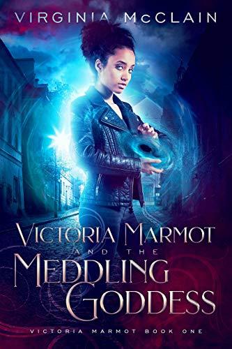 Victoria Marmot and the Meddling Goddess (English Edition)