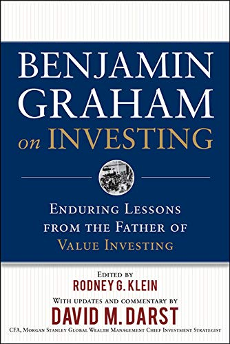 Real Estate Investing Books! - Benjamin Graham on Investing: Enduring Lessons from the Father of Value Investing