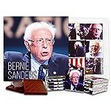 バーニー・サンダースからの引用、 チョコレートギフトセット、 13x13cm 1箱, Quotes from Bernie Sanders (Suit)