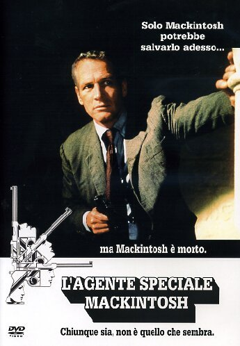 L'agente speciale Mackintosh