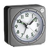 TFA Reloj Despertador electrónico Gris...