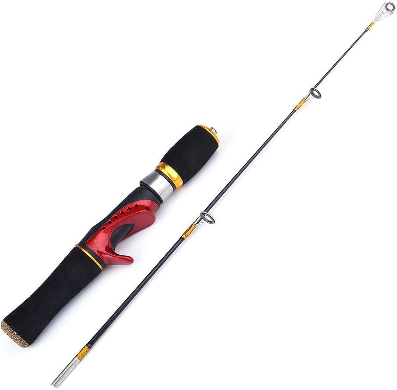 Ice Fishing Rod, Fishing Rod,5060cm,Winter Fishing Rod, Portable Ultra Short Fish