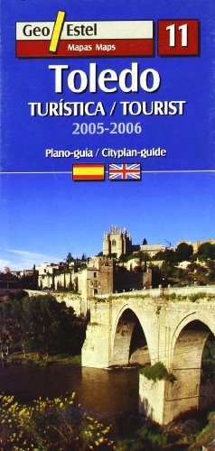 Toledo (Ciudades. Planos/Guia)