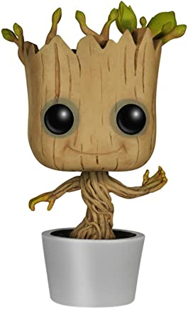 Funko Pop! - Bailando Figura de vinilo Dancing Groot, colección Guardians of the Galaxy 5104
