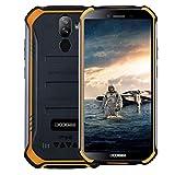 DOOGEE S40 (3Go+32Go) -Télephone Portable Incassable Débloqué 4G Android 9 Smartphone- 5,5 Pouce(Gorilla Glass 4)...