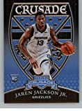 2018-19 Panini Chronicles Crusade #547 Jaren Jackson Jr. RC Rookie NBA Basketball Trading Card Memphis Grizzlies. rookie card picture