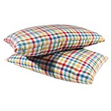 Best Pillows - Cost Plus Breathable Cotton Fabric Pillow with Soft Review
