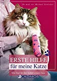 Erste Hilfe für meine Katze: Was man für den Notfall wissen muss (Cadmos...