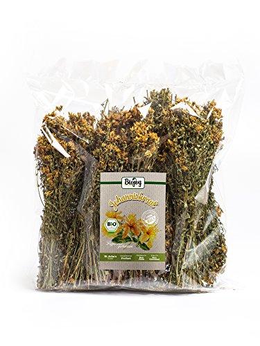 Biojoy BIO-Johanniskraut, ganze Stängel und Blüten, Hypericum perforatum (250gr)