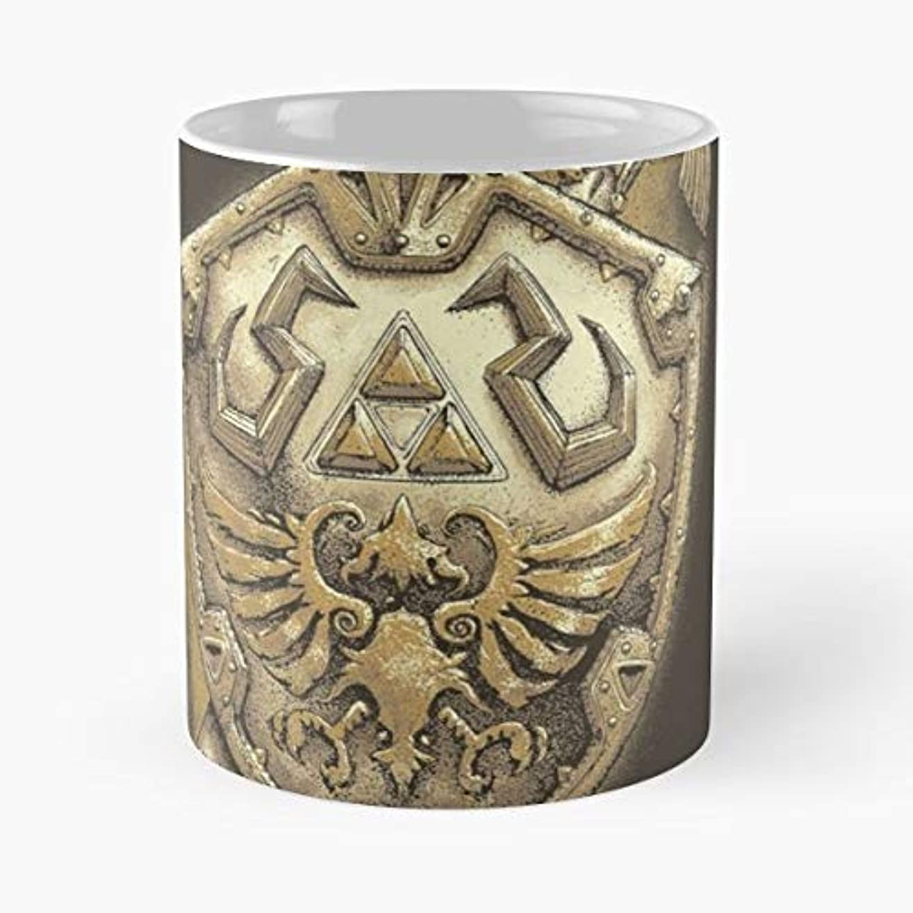 Games Zelda Sword Link Funny Christmas Day Mug Gifts Ideas For Mom - Great Ceramic Coffee Tea Cup