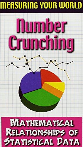 Relaciones Matemáticas de Datos Estadísticos Crunching Número [VHS]