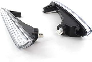Minzhi 2118200121 2118200221 - Luz indicadora de señal de giro para Mercedes Benz W211 2003-