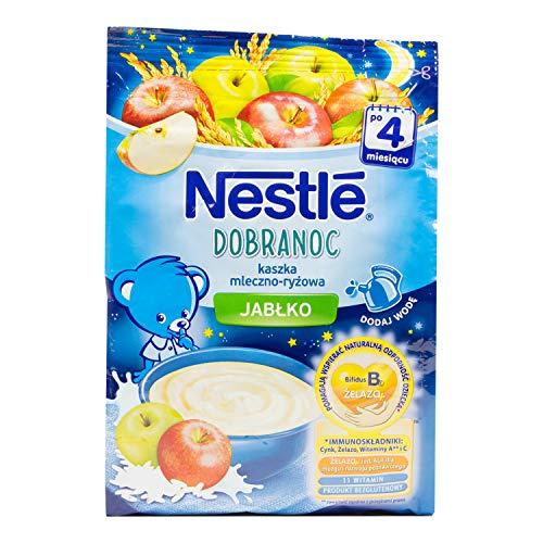 Nestle Gute Nacht Milchreisbrei mit Apfelgeschmack 230g