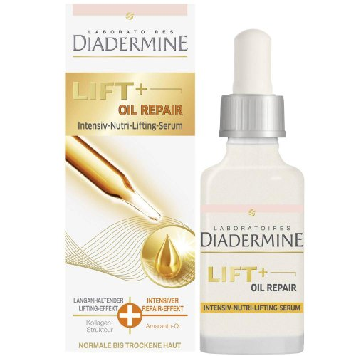 3 x Diadermine Lift+Oil Repair Intensiv Nutri Lilfting Serum je 30ml