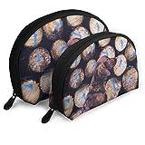 Lindo perro caliente personalizado mujer forma de Shell bolsa de transporte bolsa de embrague bolsa de almacenamiento bolsa de viaje bolsa de viaje viaje aseo embrague