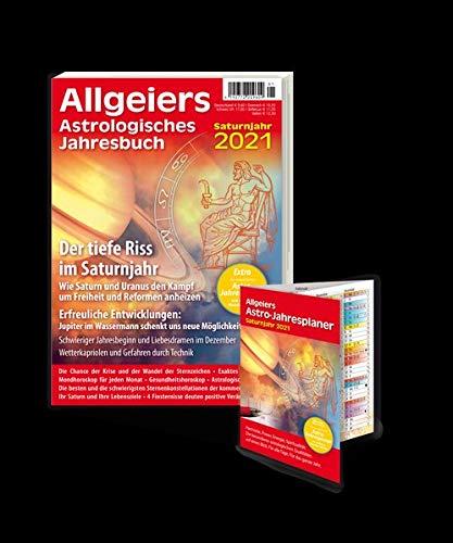 Allgeiers Astrologisches Jahresbuch 2021: Mit herausnehmbarem ASTRO-JAHRESPLANER