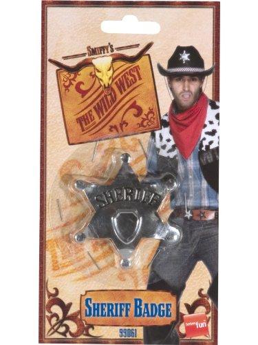 Sheriffstern Kostüm Zubehör