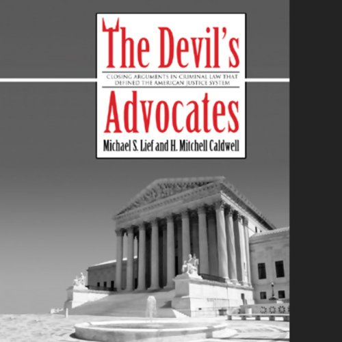 The Devil's Advocates audiobook cover art