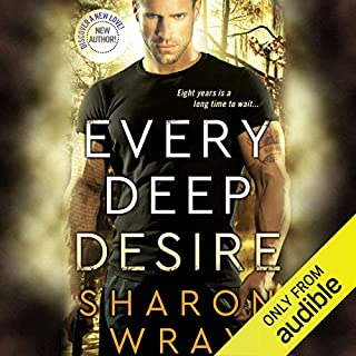 Every Deep Desire audiobook cover art
