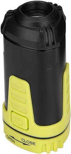 AIYL portable LED Lantern 5 Modes Lampe de Tente Pliable Lampe de Poche magnétique étanche Camping en Plein air pêche lumière Utiliser 3 Piles AAA jaune