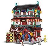 Xingbao BlueBrixx 01030 – Casino mit 3274 Bauelementen. Kompatibel mit Lego. Lieferung in Originalverpackung.