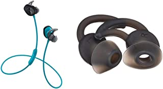 Bose SoundSport wireless headphones アクア + StayHear+ Sport tips (2 pairs) Mサイズ セット