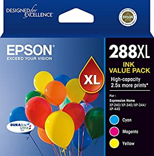 Epson Genuine (288XL) C13T306592 (3 Colour) High Yield Ink Cartridge Pack