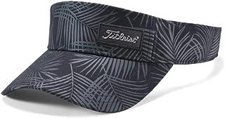 TITLEIST(タイトリスト) メンズ パームツリーバイザー HJ0VCL-BK ブラック