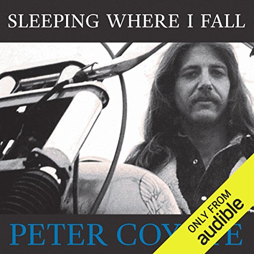 Sleeping Where I Fall audiobook cover art