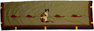 Patch Magic Cats Tale Curtain Valance, 54 by 16-Inch