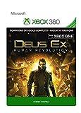 Deus Ex: Human Revolution | Xbox 360 - Plays on Xbox One - Codice download