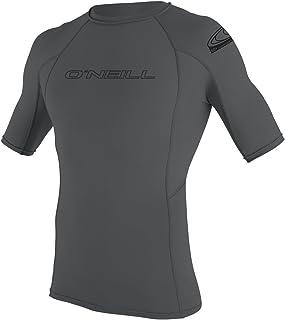 O'Neill Men's Basic Skins UPF 50+ Short Sleeve Rash Guard