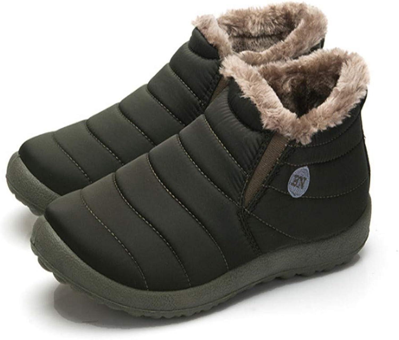 FMWLST Stiefel Frauen Schneeschuhe Rutschfeste Leichte Frauen Stiefeletten Winter Warme Anti-Horizontale Stiefel  | Viele Sorten  | Spielen Sie das Beste  | Qualität Produkt