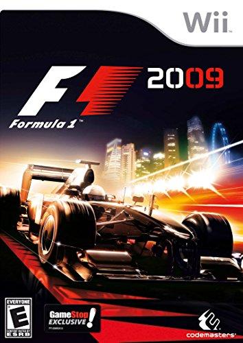 Formel 1 F1 2009 für Wii
