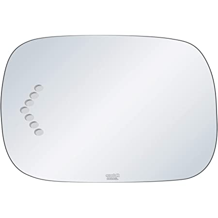 Burco Driver /& Passenger Mirror Glass w//Signal for 2005-2010 Avalon