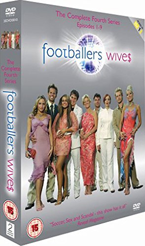 Footballers Wives - Series 4 [3 DVDs] [UK Import]