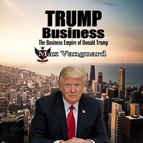 Trump Business audiobook cover art